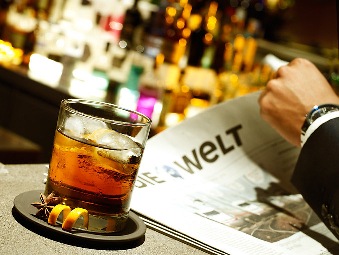 Old fashioned at OHLA Eixample